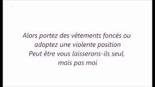 My Chemical Romance-Teenagers (Lyrics en Français)