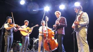PUNCH BROTHERS -  PLAY   DEBUSSY / LIVE A GENEVE - PARC LAGRANGE (2015)