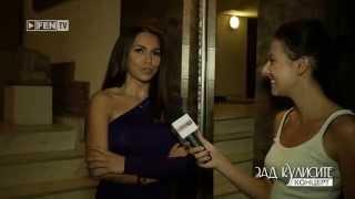 Алисия на Видински панаир 2014 // FEN TV
