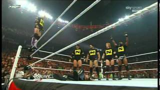 WWE RAW 08/30/10 - The Nexus Attacks The Undertaker