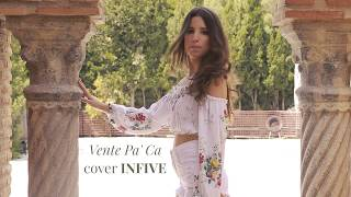 VENTE PA CA . Ricky Martin ft. Maluma. Cover INFIVE