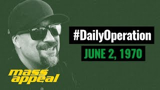 Daily Operation: Happy Birthday B-Real (June 2, 1970)