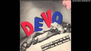 Satisfaction (original single version) - Devo