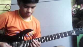 HHM Shred Guitar Challenge Umay Jambi