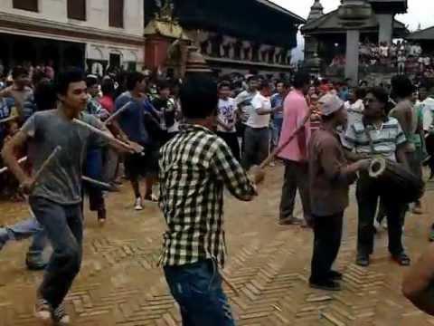 GAIjATRA Festival Nepal