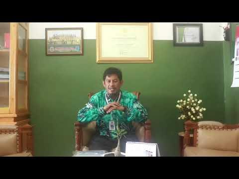 Penyambutan Kepala Sekolah untuk PPDB 2021