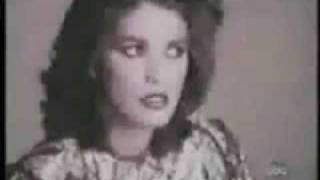 Gia Carangi unseen footage of her only interview