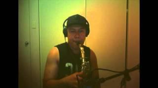 Earth Wind & Fire September sax