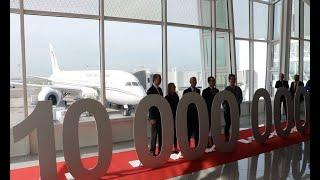 L'Aéroport Mohammed V célèbre son 10 millionième passager
