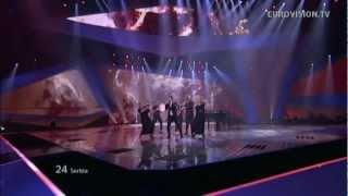 Желько Йоксимович. Nije Ljubav Stvar. EUROVISION 2012