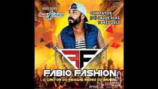 LARGADO ÀS TRAÇAS COVER FABIO FASHION (BASE Theemotion Reggae Remix)