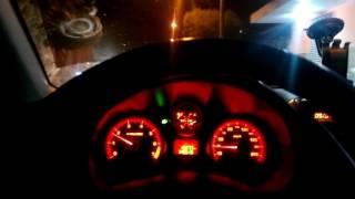 Tanque cheio no Peugeot 207, Música e um bate papo sobre vazamento de combustível...