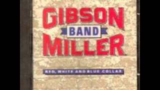 Gibson Miller Band ~ Red White & Blue Collar