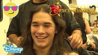 Descendants 2 | Get Ready with Booboo Stewart | Official Disney Channel UK