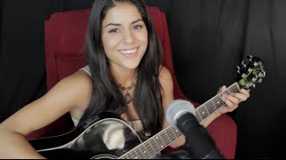 Hailee Steinfeld & Grey - STARVING // Veronica Sixtos Acoustic Cover