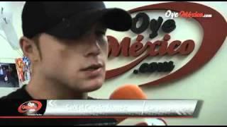 El Canelo en entrevista con Christian Valera - OyeMexico.com