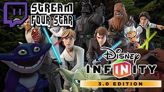 Stream Four Star: Disney Infinity 3.0