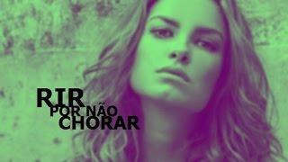 Lua Blanco - Rir Por Não Chorar (Lyrics)
