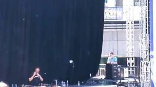 DJ ESP-Woody McBride DEMF 2010 clip 2