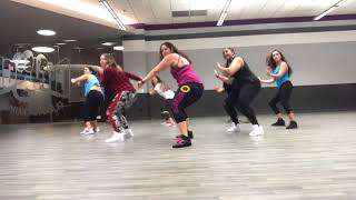 Zumba® Fitness Choreography: Shake Your Bam Bam by RDX