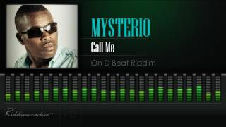 Mysterio - Call Me (On D Beat Riddim) [Soca 2017] [HD]