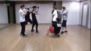 BTS 'Paldogangsan' mirrored Dance Practice
