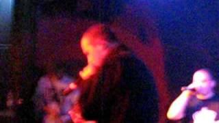 Eldo (Grammatik) - Friko - Warszawa - The Fresh - 29  XI 2008 (live)