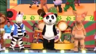 Banda do Panda - Põe as mãos no ar (Festival Panda 2011)
