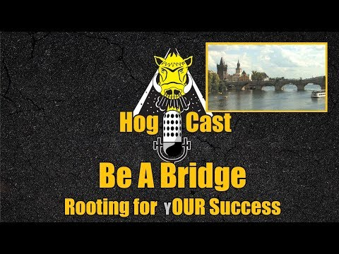 Hog Cast - Be a Bridge