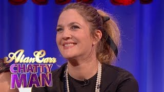 Drew Barrymore Loves Michael Stipe - Alan Carr: Chatty Man