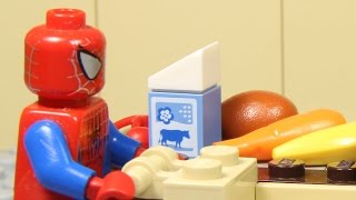 The Independent Spider-Man (LEGO Animation)