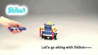 [ROBOROBO EDUCATION] ROBO KIDS 2 - SKI BOT