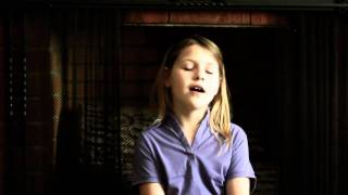 I Have A Dream - Full Track - Mamma Mia The Movie  (Cover by a 9 Year old)