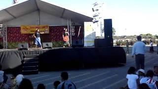 Fiji Festival Dance Performance on Pate Pate 2010