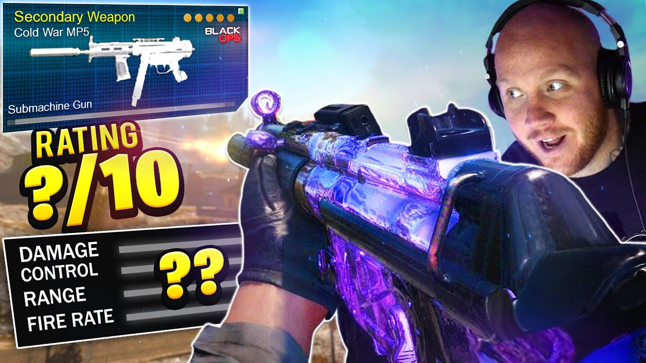 TimTheTatman - TRYING THE COLD WAR MP5 IN WARZONE! Ft. Nickmercs & SypherPK