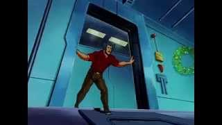 X-Men The Animated Series - WOLVERINE X-MAS