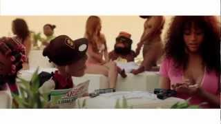 The Dummiez feat. Busta Rhymes E40 Nick Cannon - B*tches (Label Submitted) (Official Music Video)