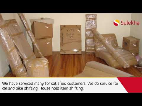 Top 20 Best Packers and Movers Chennai | Safe Relocation Services