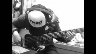 James Brown - Cold Sweat (pt 1) - Bass Cover