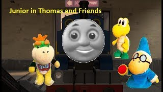 [SFM] SML Movie: Junior in Thomas and Friends Prologue