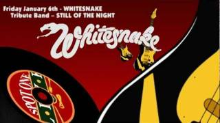 Whitesnake - Tribute Band - Still of The Night - Spot 1 Grill in Brampton, Best Wings In Town