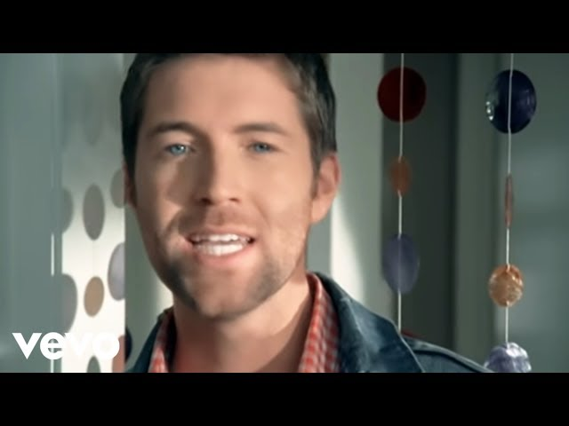 "Vídeo de ""Why Don't We Just Dance"" de Josh Turner"