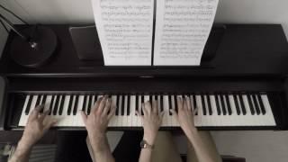 Piano four hands cover 'Swalla' - Jason Derulo ft. Nicki Minaj & Ty Dolla $ign