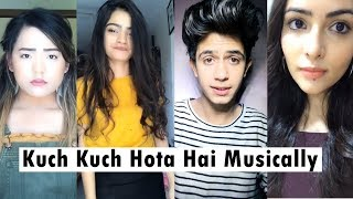 Kuch Kuch Hota Hai Musically | Best Songs and Dialogues width=