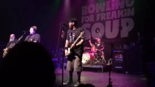 Phineas and Ferb theme song (live) - Bowling For Soup