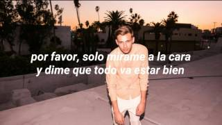 Flume - Never Be Like You ft. Kai (Español