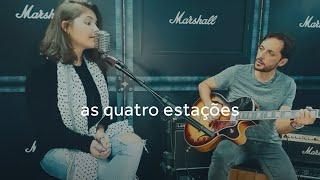 As Quatro Estações - Sandy & Junior (Marcella Albernaz Cover)