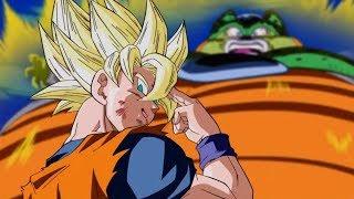 Goku's Sacrifice Rescored Kimimaro's Theme