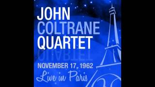 The John Coltrane Quartet - Introduction By Norman Granz (Live 1962)