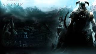 The Elder Scrolls V Skyrim - The City Gates (Soundtrack Music OST)